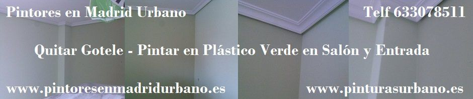 Banner Pintar piso en canillejas