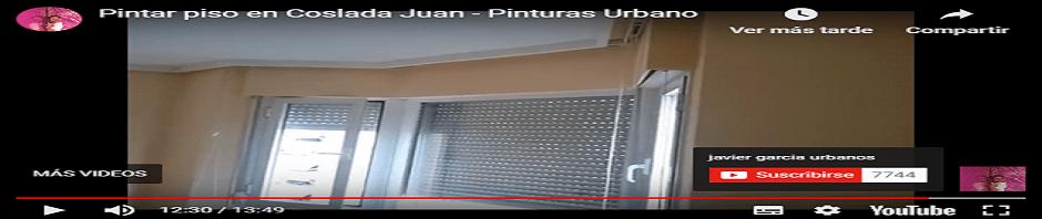 Pintar en plastico crema Piso Juan