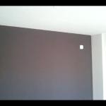 Pintura Plastica Color Gris Claro y Gris Oscuro 6