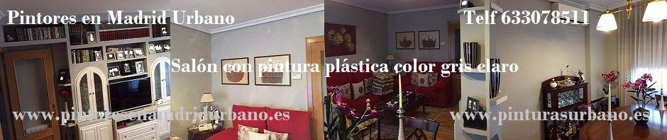 Banner Plastico Color Gris salon Boadilla Laura