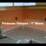 Esmalte azulejos color naranja teja 1