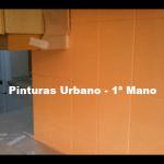 Esmalte azulejos color naranja teja 4