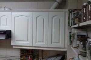 2ª Mano de laca en muebles de cocina y montado (1)