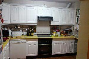 2ª Mano de laca en muebles de cocina y montado (7)