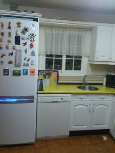 Lacado de Muebles de Cocina (2)