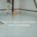 Pavimiento epoxi 2 componentes