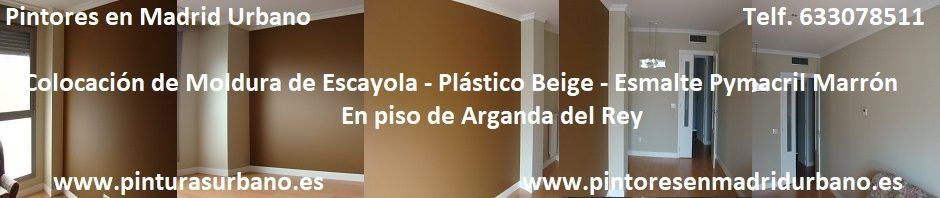 Banner Plastico Beige y Marron Angel