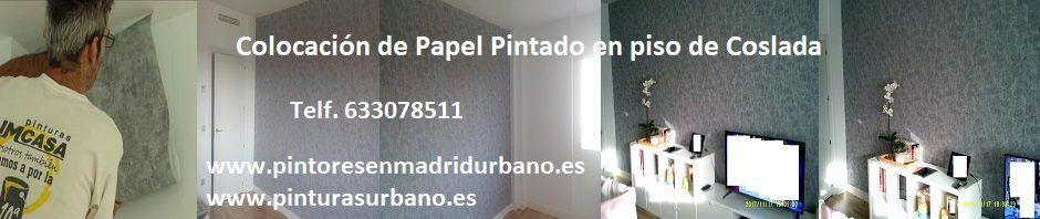 Banner Pagina Colocacion de Papel Alvaro Coslada