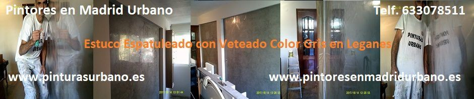 Banner Estuco Gris Leganes