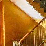 Cera Metal Oro Sobre Efecto Rustico Brisa - Mañana (85)