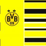 Estuco Amarillo y Negro Borussia Dortmund
