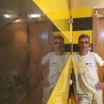Estuco Veneciano Original a rayas amarillas y negras Borussia Dortmund (20)