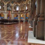 Barnizado de Parquet en el Palacio de la Bolsa de Madrid (23)