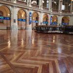 Barnizado de Parquet en el Palacio de la Bolsa de Madrid (34)