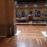 Barnizado de Parquet en el Palacio de la Bolsa de Madrid (4)