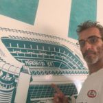 Estuco Veneciano Real Madrid con vinilos terminado (mañana) (20)