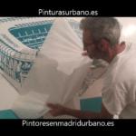 Instalando Vinilo Santiago Bernabeu 4
