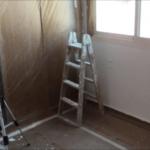 Tercera mano de plastico sideral S-500 en paredes (5)