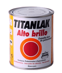 titanlak esmalte laca poliuretano alto brillo