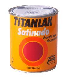 titanlak esmalte laca poliuretano satinado