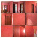 Brisa del tiempo Rustico color Rosa (2) - COLLAGE