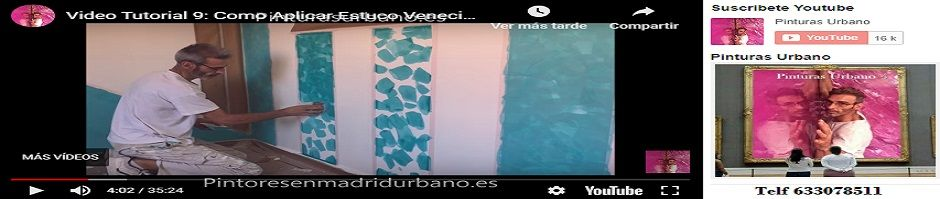 Banner Aplicar Estuco Veneciano original