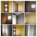 Dormitorio Antes y Despues Arganda del Rey - COLLAGE