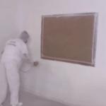 imprimacion al agua en paredes con airless 3
