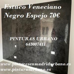 Oferta Estuco Veneciano Negro de 1995 - Pinturas Urbano