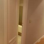 Lacado de puertas blanco y plastico liso gris con veloglas (10)