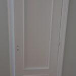 Lacado de puertas blanco y plastico liso gris con veloglas (11)