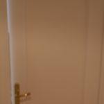 Lacado de puertas blanco y plastico liso gris con veloglas (33)